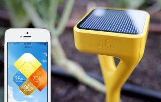 EEdyn modern garden sensor