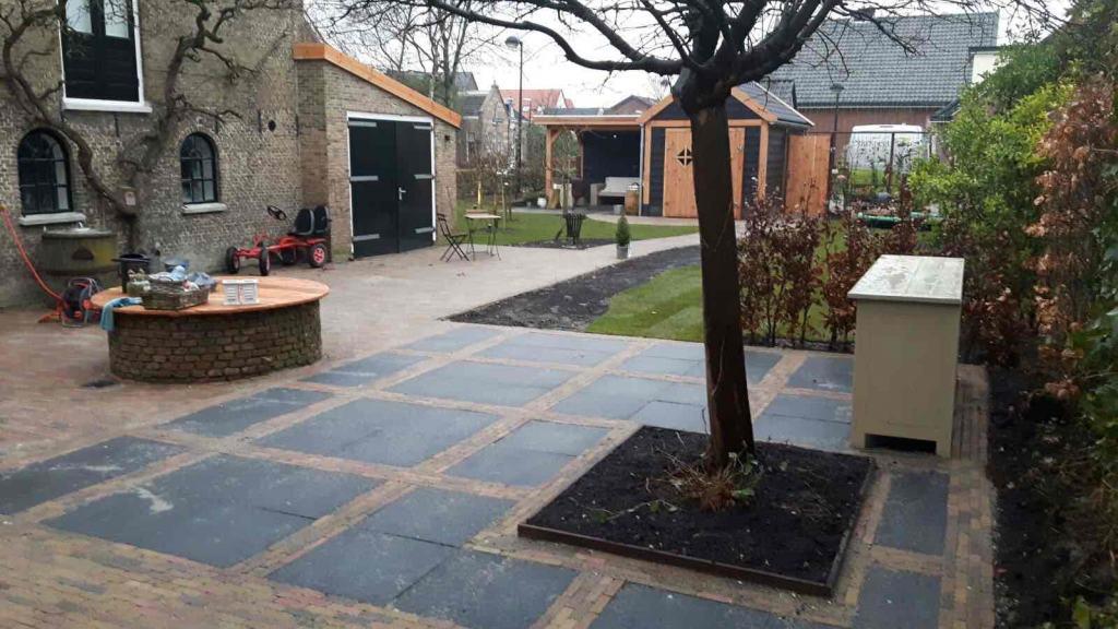 Aanleg boerentuin in Rijswijk