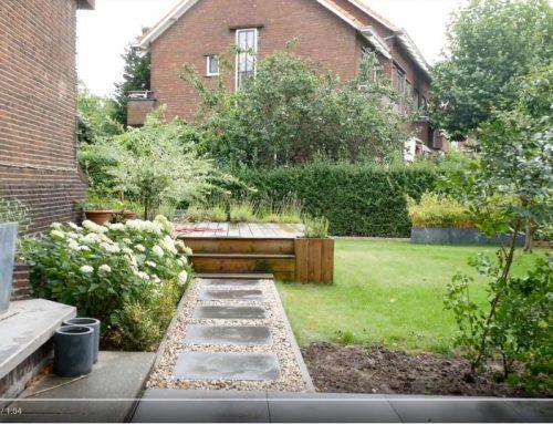 Tuinen gerealiseerd door Schoffelstudent & Hoveniers in 2017
