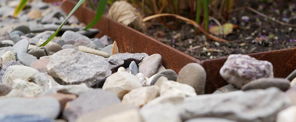 nieuwe tuin details