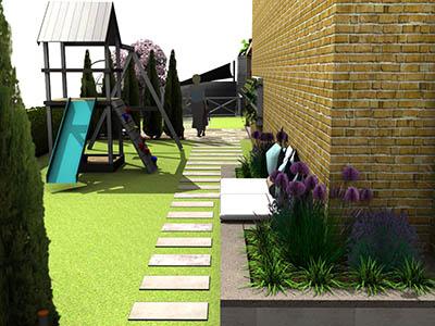 Tuinontwerp onze tuinontwerpers maken droomtuinen for Wat kost een tuinontwerp