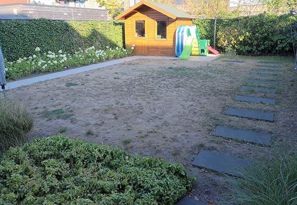 grasvekd aanleggen