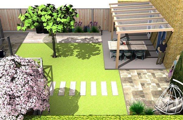 Een lichtplan voor je tuin